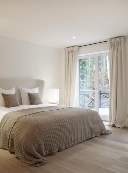 Slaapkamer inspiratie gordijnen slaapkamer inspirerende foto 39 s en idee n van het interieur - Slaapkamer gordijn babymeisje ...