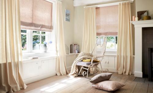 Gordijnen | Slaapkamer ideeën