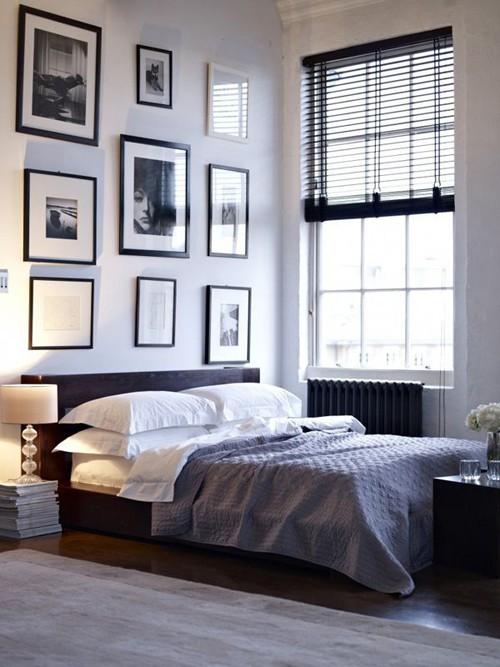 Inspiratie Gordijnen Slaapkamer: ... slaapkamer weinig andere kleuren ...