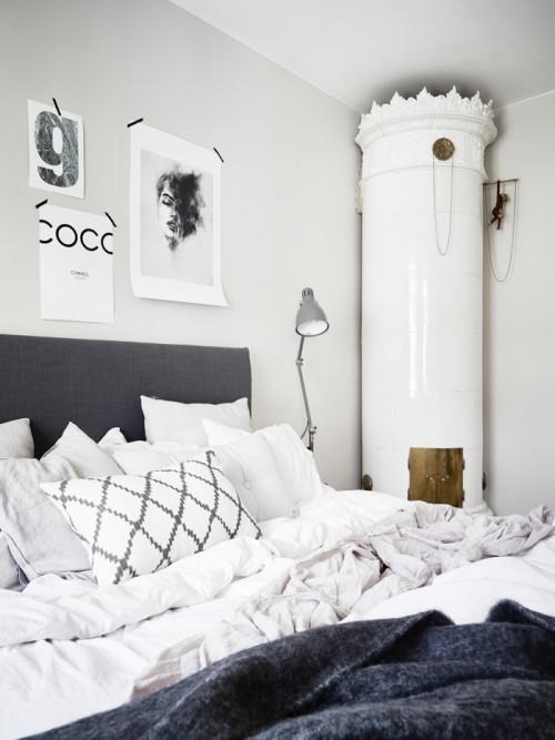 slaapkamer ideen grijs – artsmedia, Deco ideeën