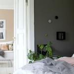 Zwarte slaapkamer inspiratie slaapkamer idee n - Grijze slaapkamer ...