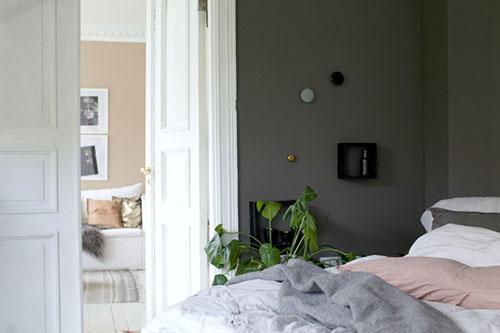Grijze slaapkamer inspiratie slaapkamer idee n - Grijze slaapkamer ...