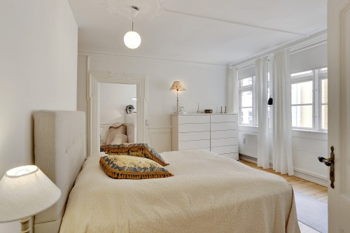Grote slaapkamer inrichten