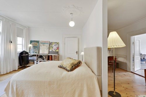 Grote slaapkamer inrichten Slaapkamer ideeën