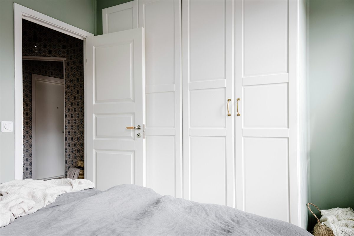 Slaapkamer Groen Wit : Slaapkamer met een mooie kleurencombinatie slaapkamer ideeën