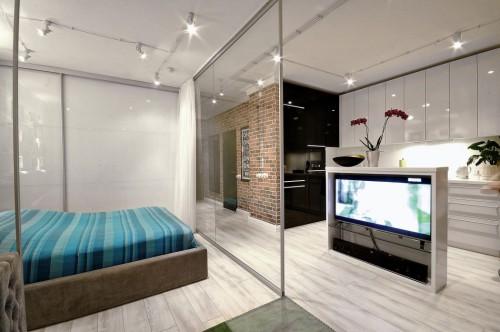 kleine slaapkamer tv ~ lactate for ., Deco ideeën