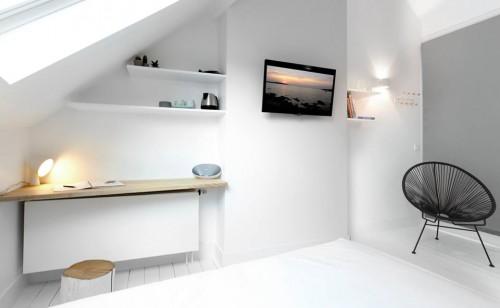 Witte slaapkamer slaapkamer idee n part 2 - Geschilderd slaapkamer model ...
