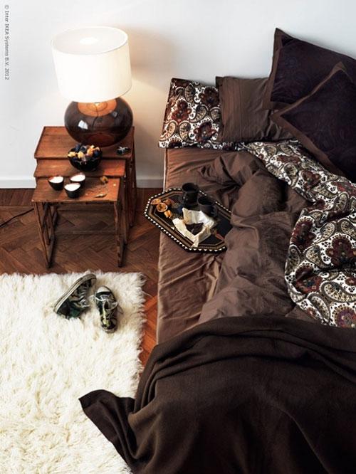 Herfst slaapkamer ideeën van IKEA