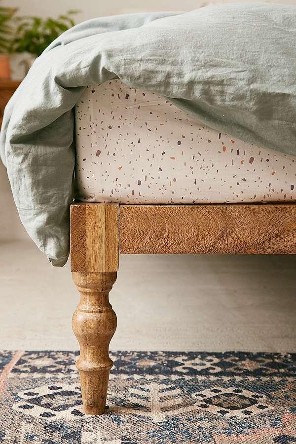 Het perfecte bohemian bed