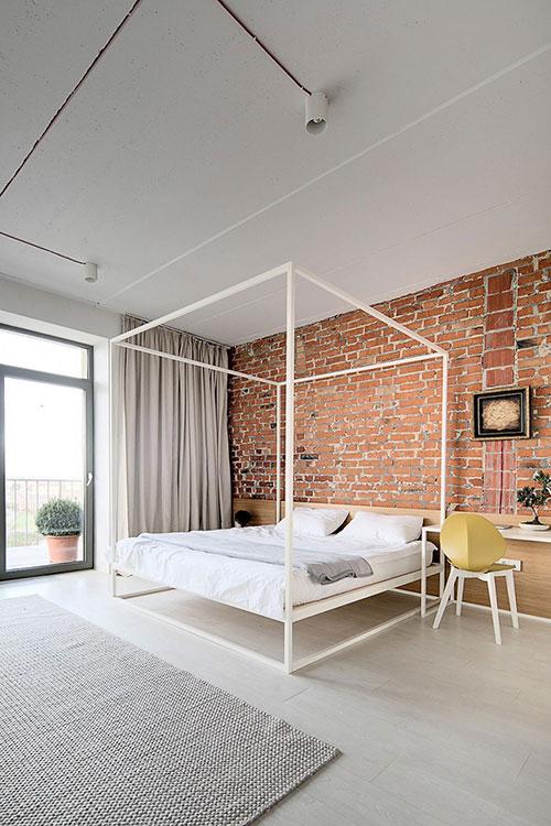 Hippe slaapkamer voor een jong stel | Slaapkamer ideeën