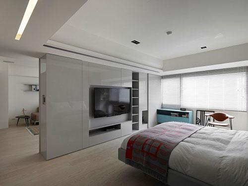 Ideeën voor een open slaapkamer  Slaapkamer ideeën