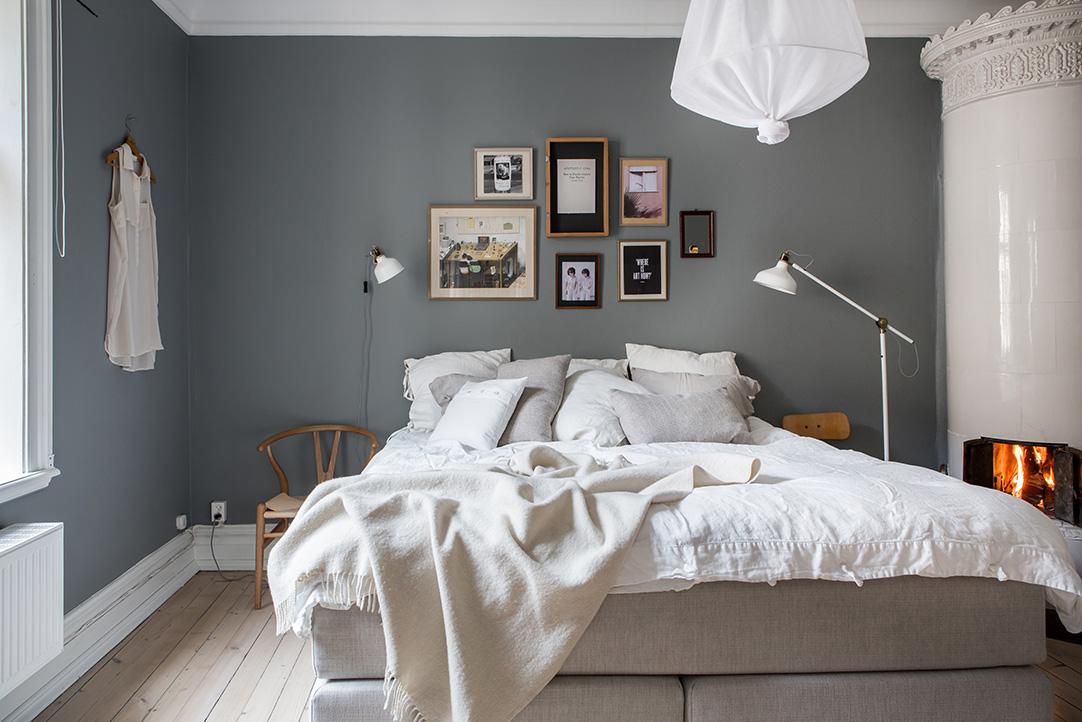 sfeervolle slaapkamer met mooie styling slaapkamer idee n. Black Bedroom Furniture Sets. Home Design Ideas