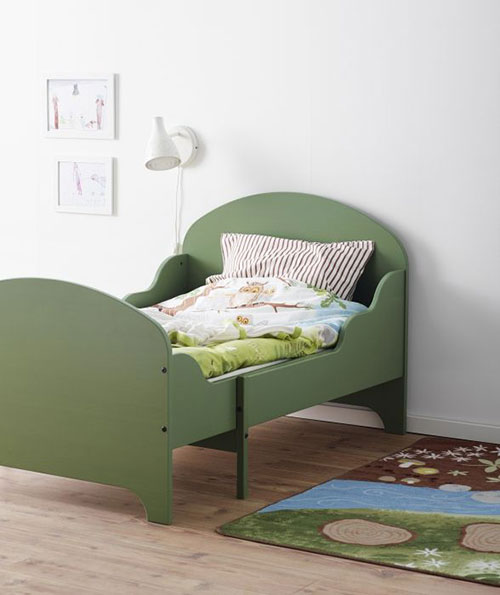 Ikea kinderkamer bed