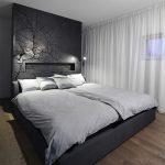 In deze slaapkamer ervaar je het ultieme gevoel van luxe