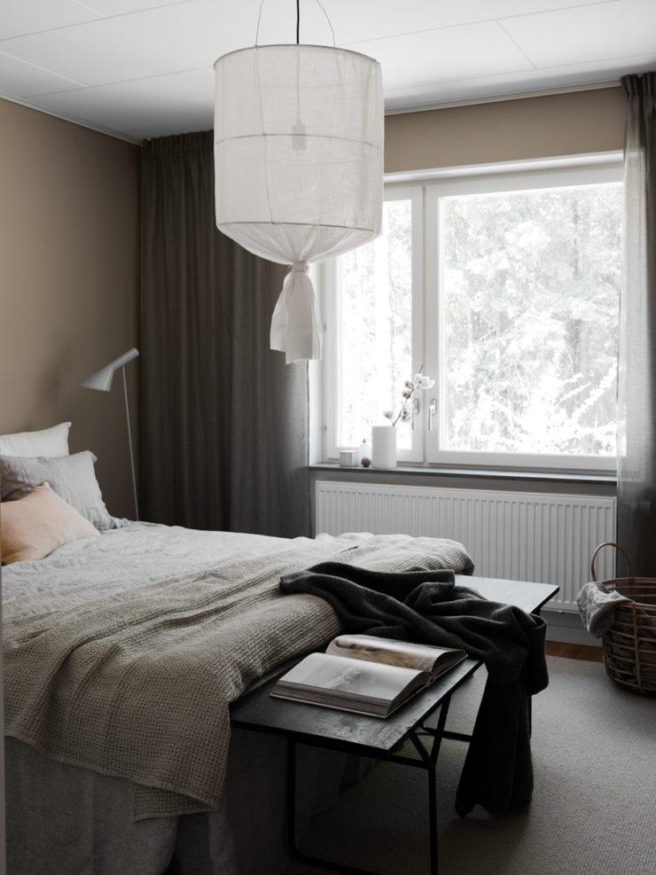 In deze slaapkamer kan je zien dat styling super belangrijk is!