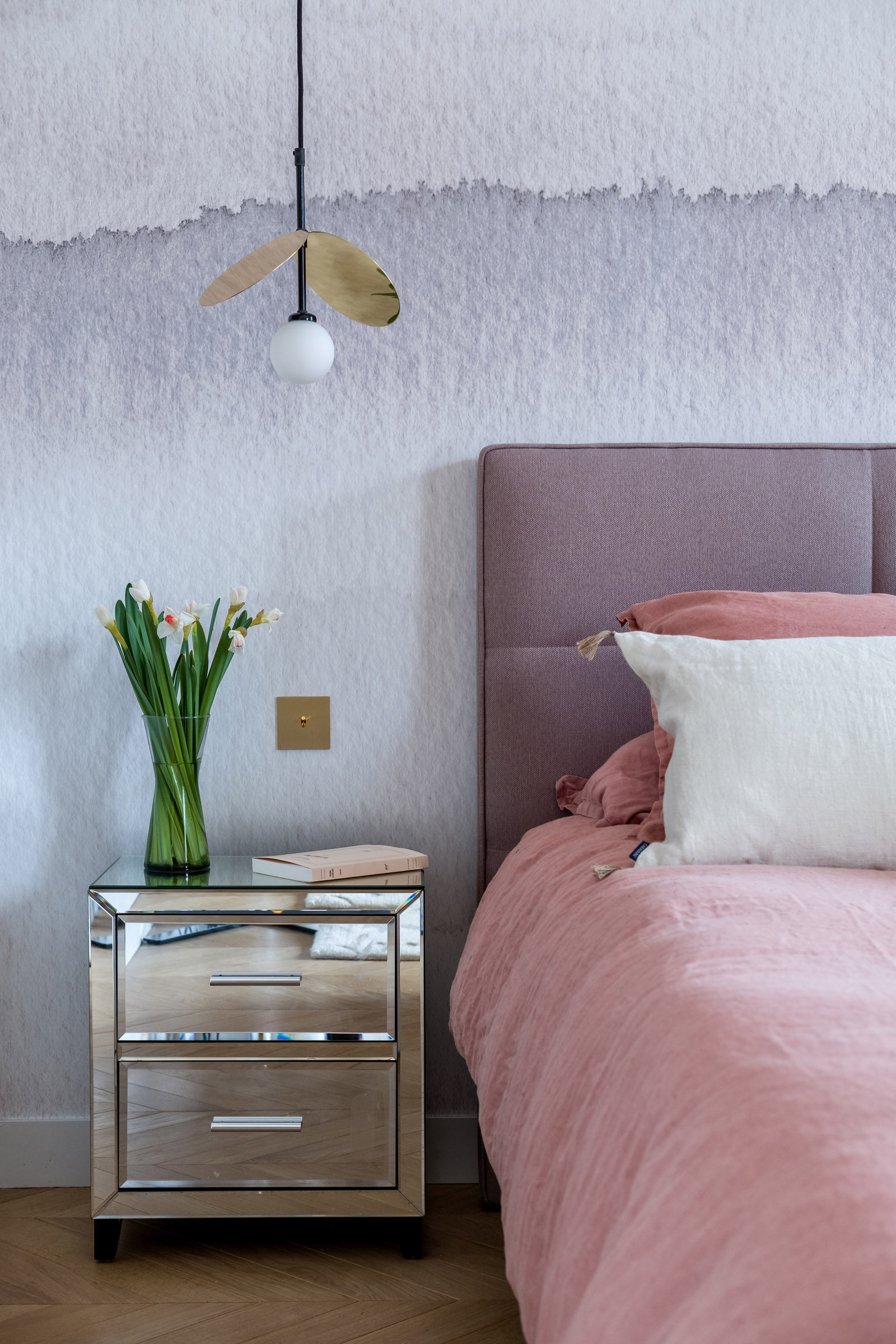 In deze slaapkamer slaap je als een echte Pariesenne