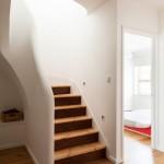 Inbouwkast in een moderne slaapkamer