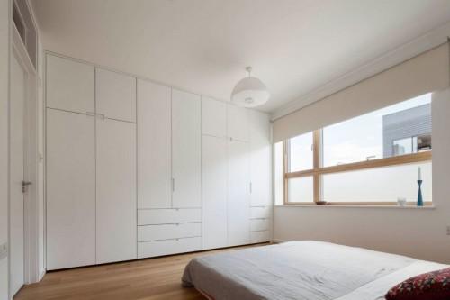 Inbouwkast in een moderne slaapkamer | Slaapkamer ideeën