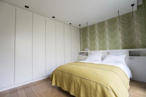 slaapkamer uit parijs met stijlvolle elementen | slaapkamer ideeën, Deco ideeën
