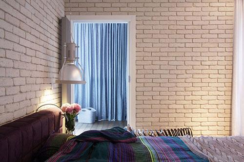 Slaapkamer Inspiratie Industrieel : Industrieel elegante slaapkamer ...