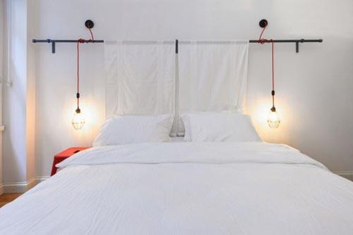 Hanglamp Slaapkamer Wit : Hanglampen voor slaapkamer : welk licht ...