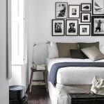 Industriële rustieke slaapkamer inspiratie