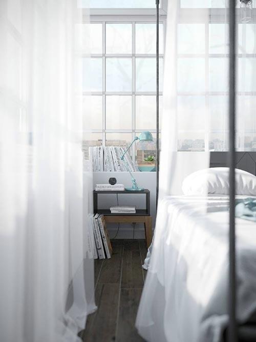 Industriele slaapkamer ideeen beste inspiratie voor for Interieur ideeen slaapkamer