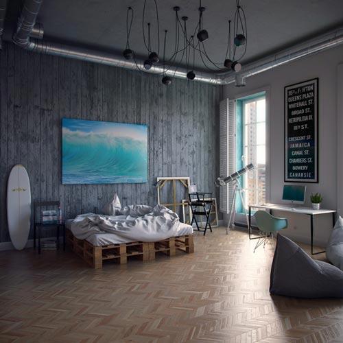 slaapkamer ideeën kleuren : slaapkamer ideeen landelijke slaapkamers ...
