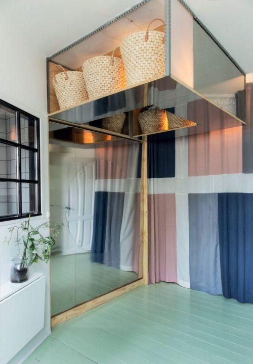 Slaapkamer Ideeen Met Zwart Bed : Inklapbaar bed in de slaapkamer idee ...