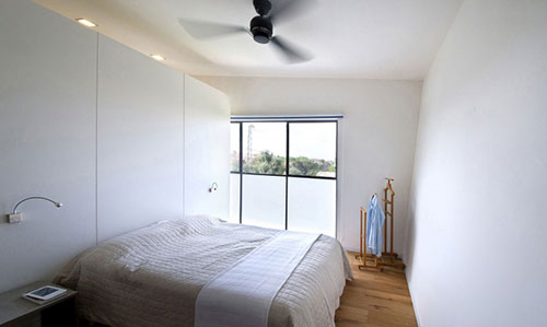 Kast Achter Bed : Inloopkast achter bed slaapkamer ideeën