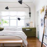 Inspirerende slaapkamer make-over van Brady