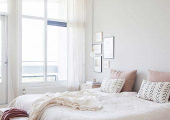 Inspirerende slaapkamer makeover door Avenue Design Studio