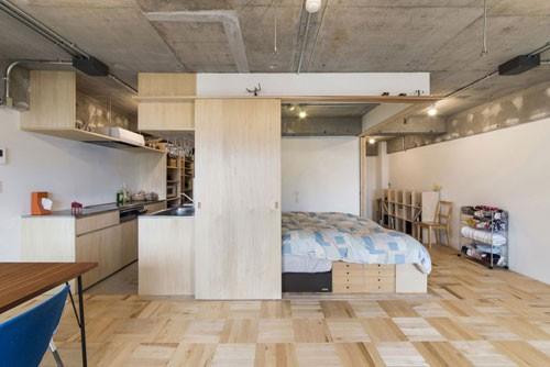 Picture idea 42 : Japanse slaapkamer van tsukiji room h appartement ...