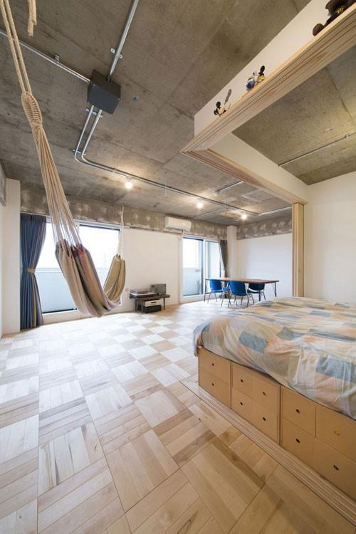 Japanse Slaapkamer Ideeen : Japanse slaapkamer van tsukiji room h ...