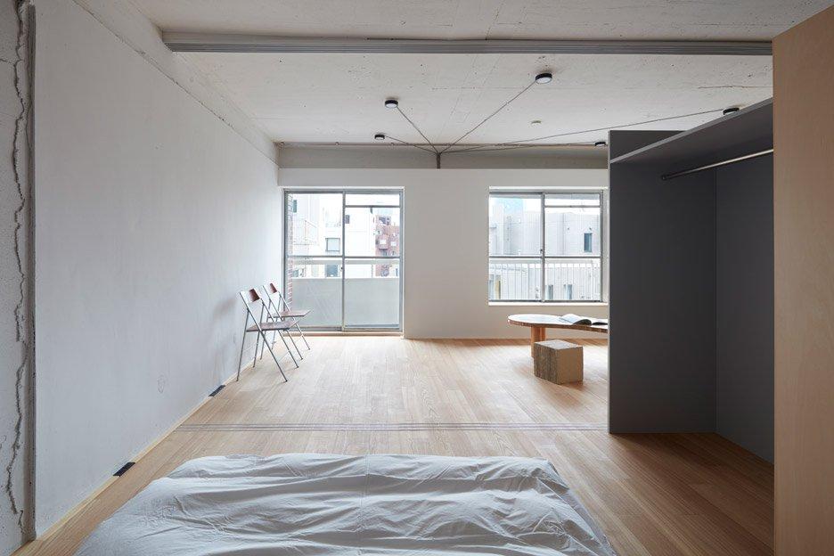 Japanse slaapkamer met verzonken bed   Slaapkamer ideeën