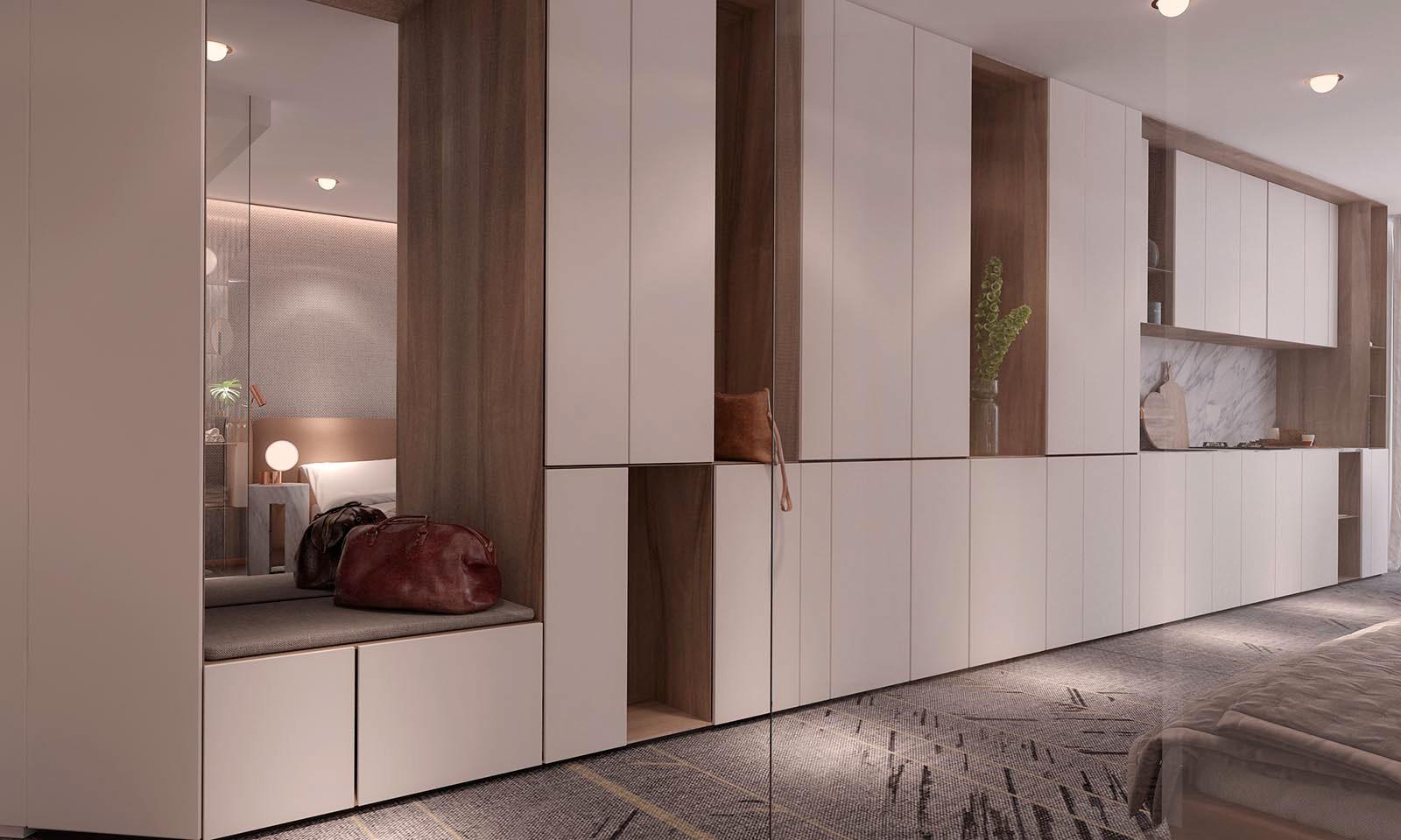 kastenwand-slaapkamer
