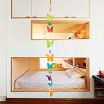 Kinderkamer inspiratie met inbouwmeubels