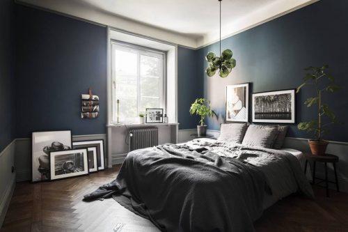 klassiek chique slaapkamer uit italië | slaapkamer ideeën, Deco ideeën