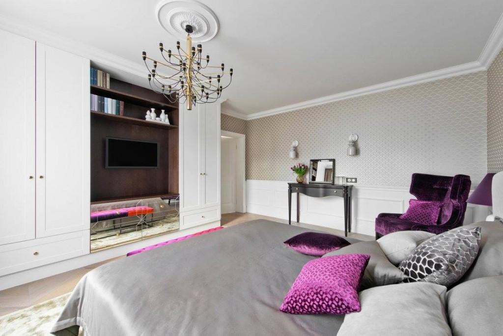 Klassiek chique slaapkamer uit italië slaapkamer ideeën