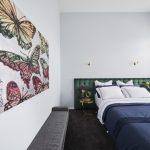 Klassiek chique slaapkamer van Het Blok team Norm en Jess