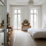 Klassieke herenhuis slaapkamer