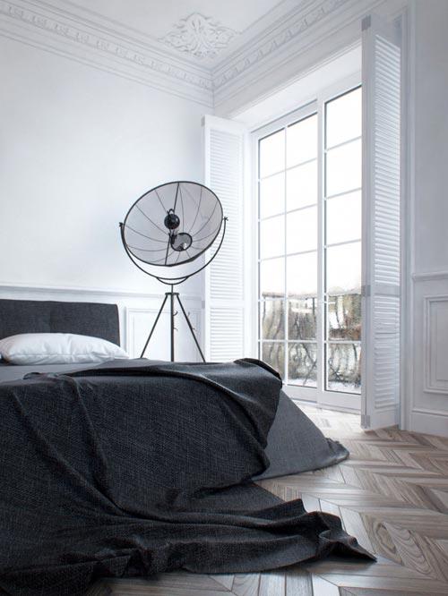 Modern Slaapkamer : Slaapkamer ideeen modern klassieke met tintje