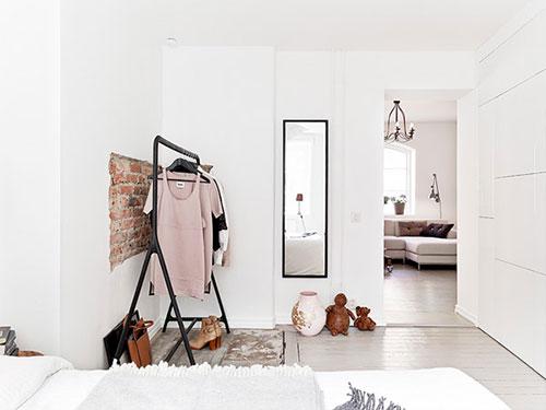 Kledingrek in de slaapkamer | Slaapkamer ideeën