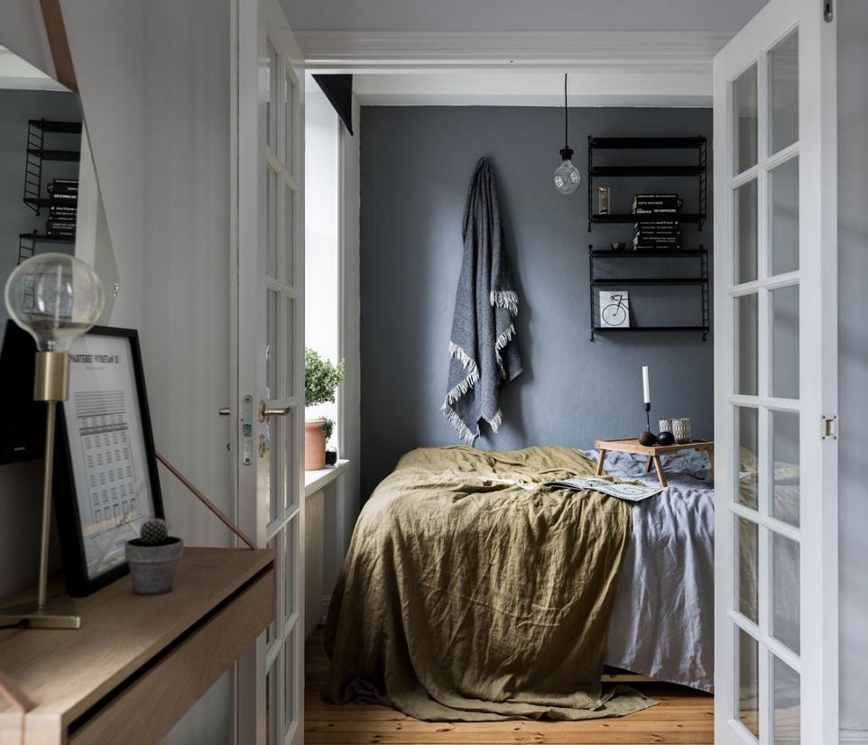 Slaapkamer idee n - Een klein appartement ontwikkelen ...