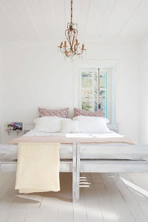 Kleine slaapkamer van ontwerper Claire Lloyd  Slaapkamer ideeën