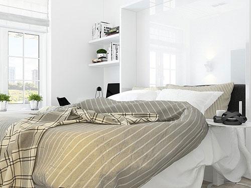 Slaapkamer Ideeen Kleine Kamer : Slaapkamer ideeen kleine ruimte van ...