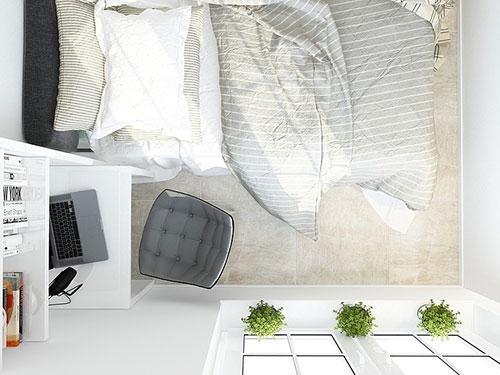 ... Klein : ... slaapkamer met kledingkast stoere kleine slaapkamer kleine