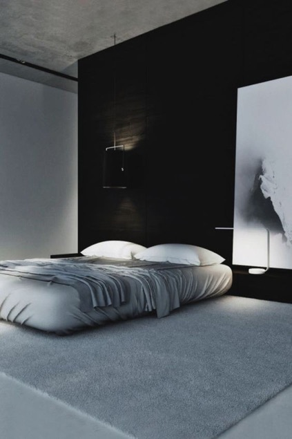 Combineer kleur en lichtinval in je slaapkamer  Slaapkamer ideeën
