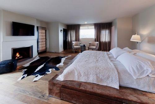 Landelijke Slaapkamer Behang : Landelijke slaapkamer ideeen ...