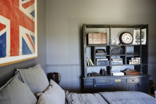 Ideeen Slaapkamer Schilderen : ze een moderne look gegeven door alle ...